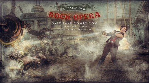 Steampunk Rock Opera