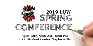 LUW Spring Conference Logo 2019