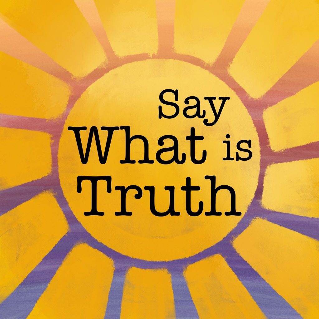 Say What Is Truth logo